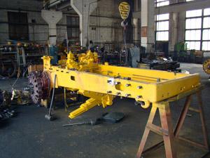 Закончен капитальный ремонт ЧТЗ Т-170